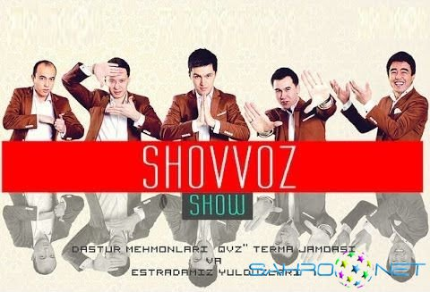 "QVZ - ""SHovvozlar shou"" konsert dasturi 2014"