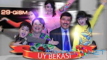 Uy bekasi - Yangi o'zbek serial