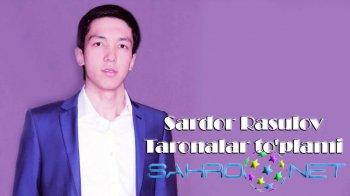 Sardor Rasulov - Taronalar to'plami
