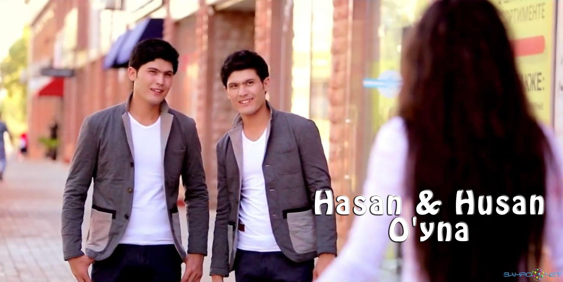 Hasan & Husan - O'yna Yangi U`zbek Klip 2015