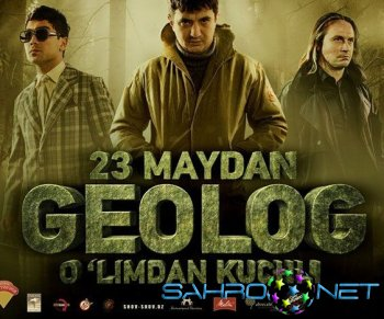Геолог: сильнее смерти (узбекфильм 2014) youtube.