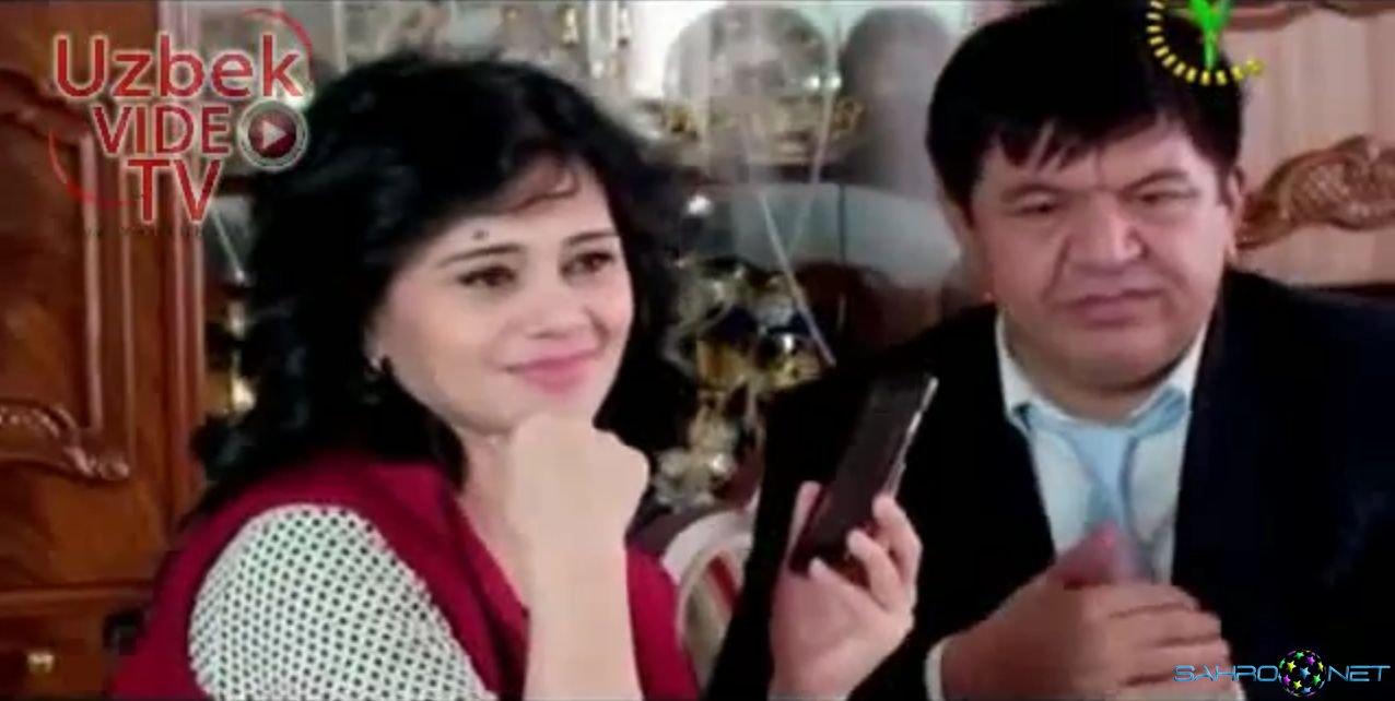 Кахкаха / Qahqaha 2015 - Yangi Yil Soni Узбек Комедия