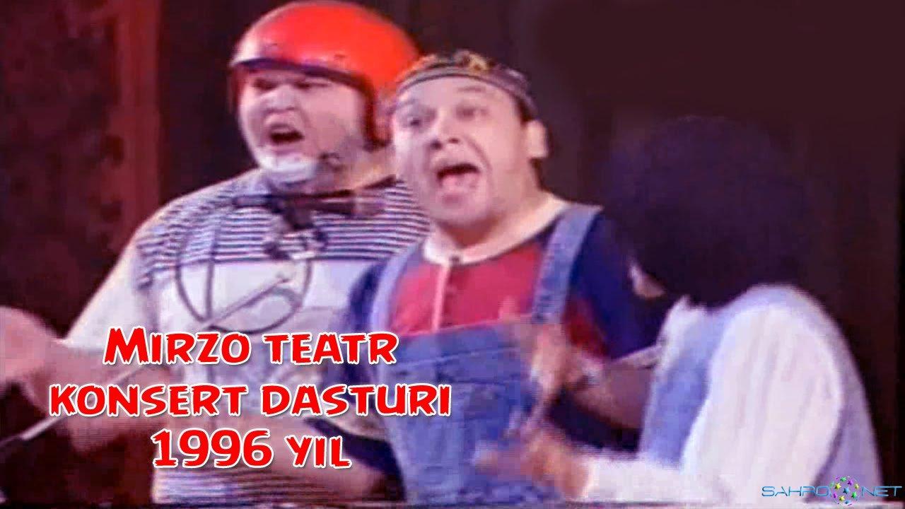 Mirzo teatri - Konsert dasturi 1996