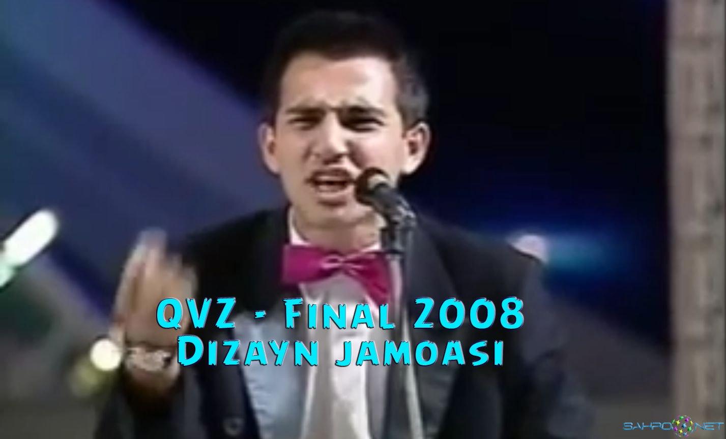 QVZ / КВЗ ФИНАЛ 2008