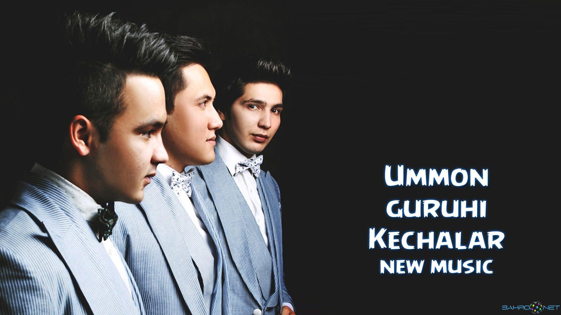 Ummon 2015 guruhi - Kechalar Скачать MP3 2015 бесплатно Узбек Янгилари