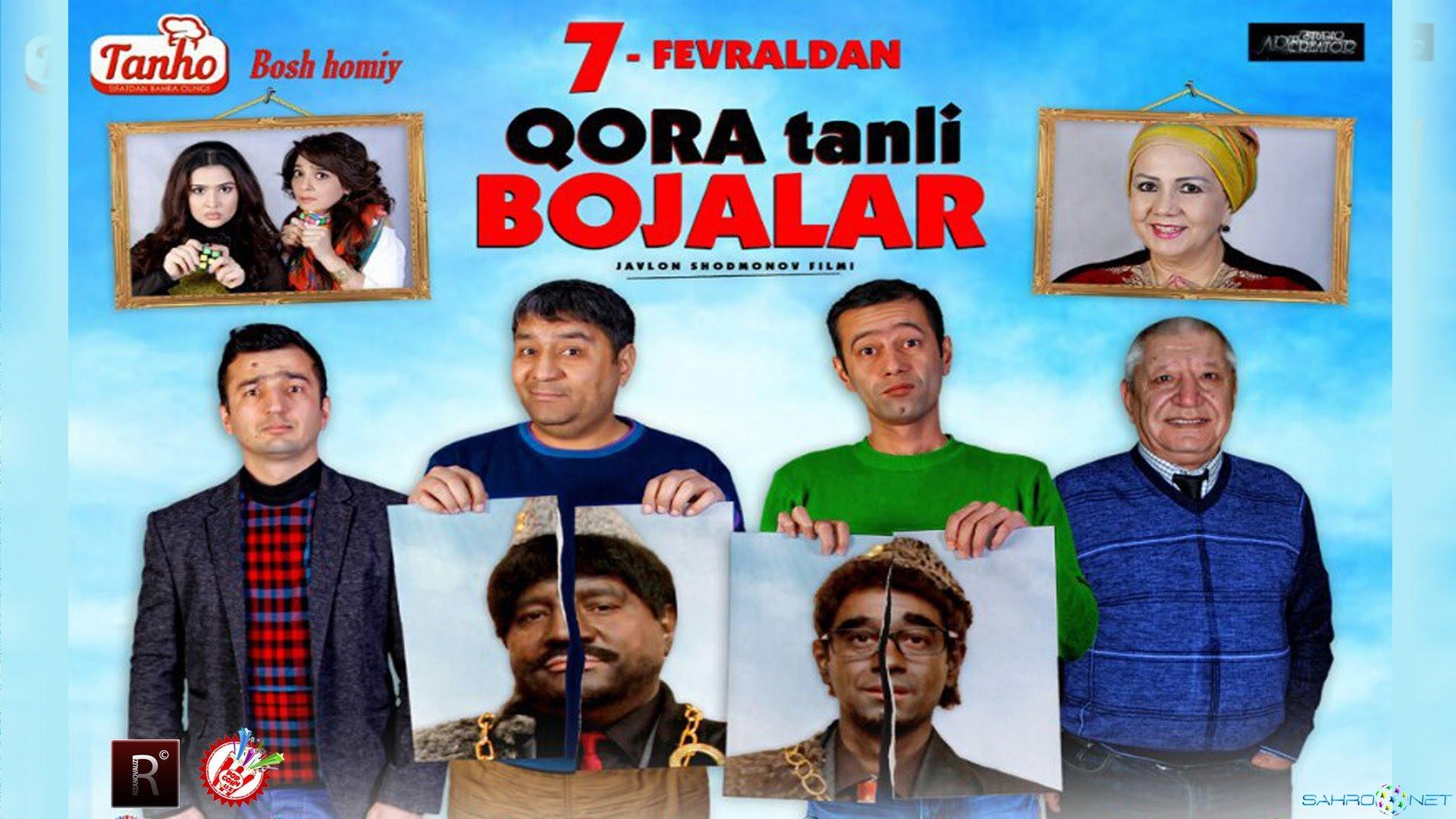 Qora tanli Bojalar Yangi o'zbek filmiga treyler 2015