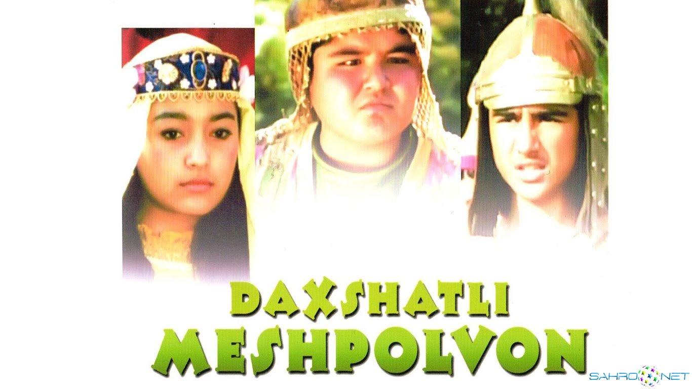 Daxshatli meshpolvon Yangi Uzbek Kino Film 2000