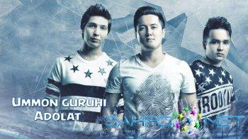 Ummon guruhi - Adolat (new music)