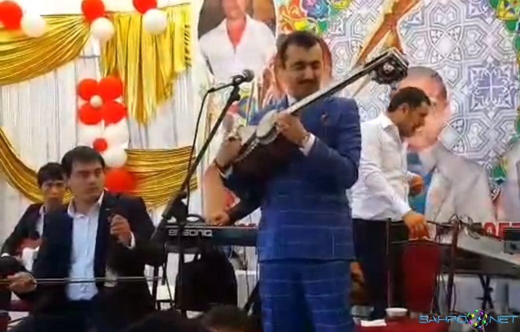 Shoh Jahon Jo'rayev - Lo'lilar to'yida (Jonli)