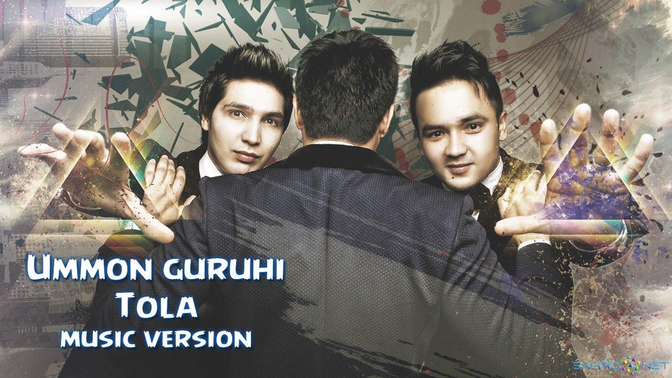 Ummon guruhi - Tola 2015 Янги Узбек Клиплар 2015