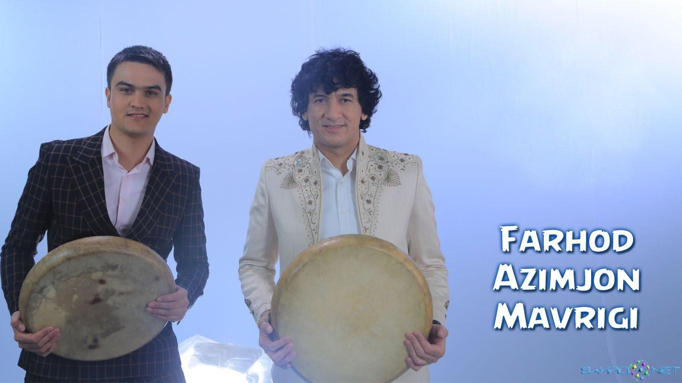 Farhod Saidov & Azimjon Sayfullaev - Mavrigi 2015