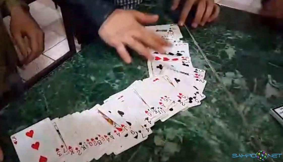 Uzbek karta ustasi - Qiziqarli video