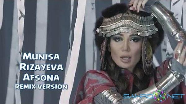 Munisa Rizayeva - Afsona (remix version) 2015