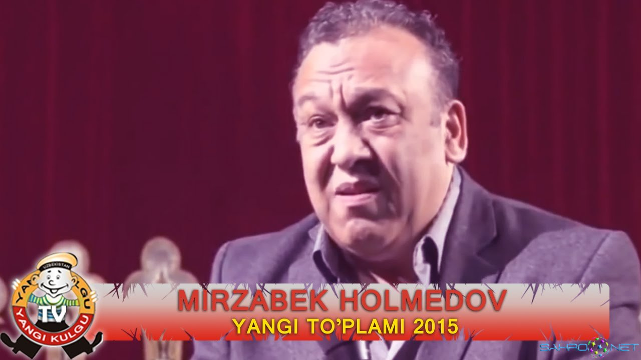 Mirzabek Holmedov - Yangi to'plami 2015