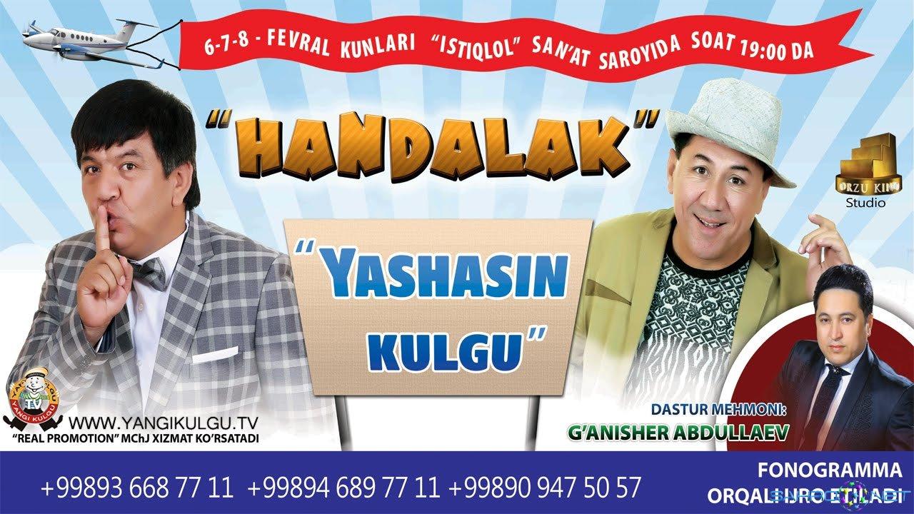 "Handalak - ""Yashasin kulgu"" Konserti 2015 Gulgu Konsertlar 2015"