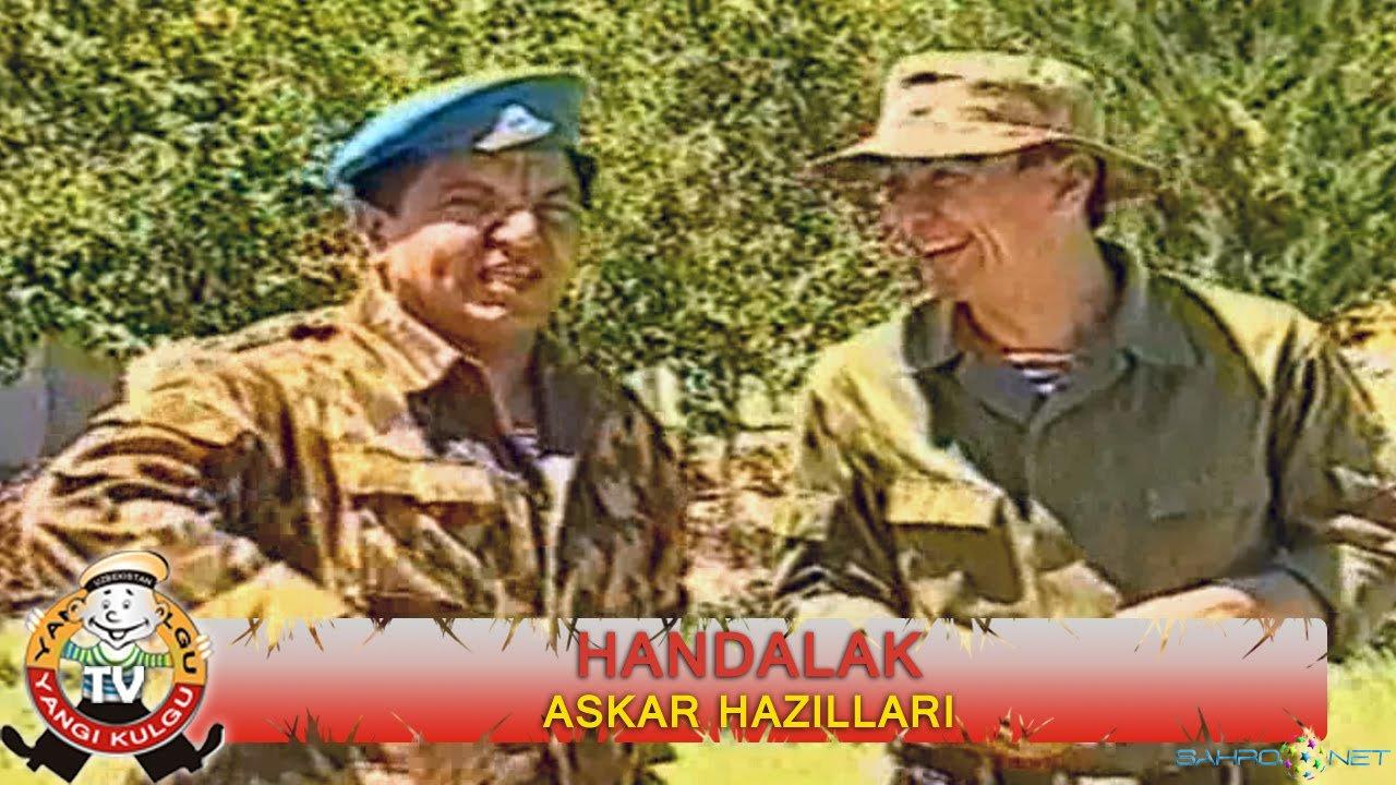 Handalak - Askar hazillari