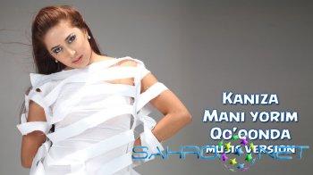 Kaniza - Mani yorim Qo'qonda (new music)