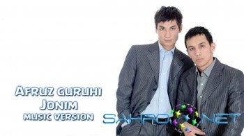 Afruz guruhi - Jonim (new music)