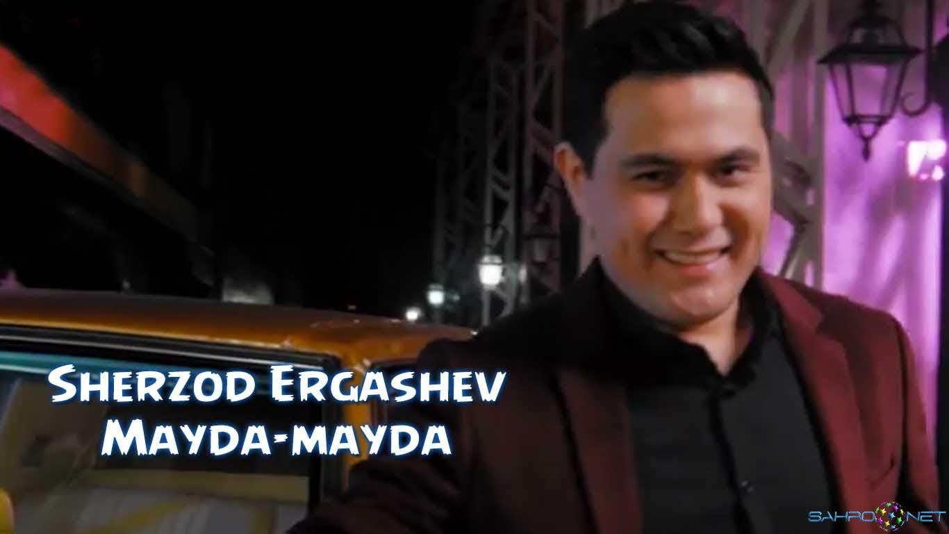 Sherzod Ergashev - Mayda-mayda 2015