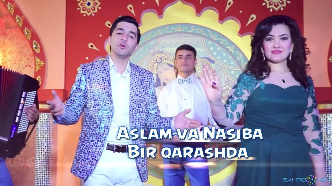 Aslam Nabiev va Nasiba Mirzohidova - Bir qarashda 2015