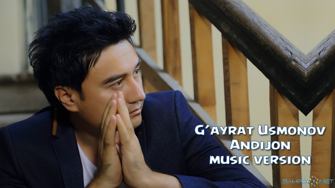 G'ayrat Usmonov - Andijon (new music) 2015