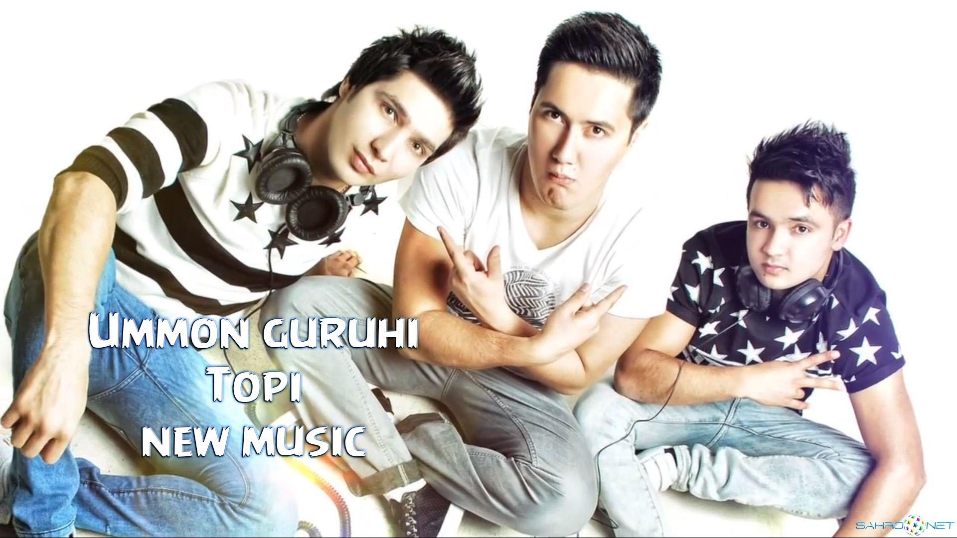 Ummon guruhi - Topi (Узбек Янги MP3kfh 2015) скачать бесплатно