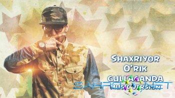 Shaxriyor - O'rik gullaganda (new music)