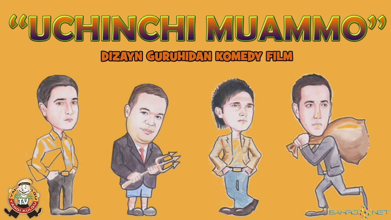 Uchinchi muammo - Dizayn guruhidan komediya 2015 UZB KOMEDIYA