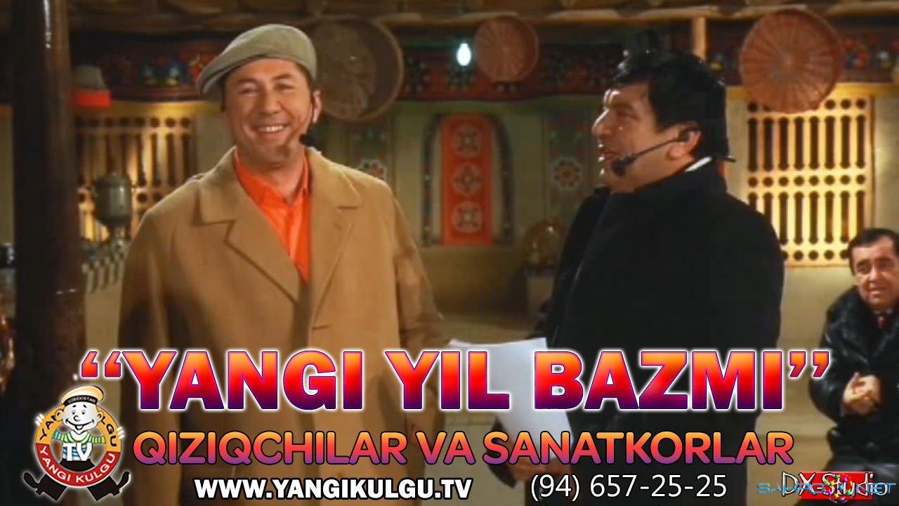 Yangi yil bazmi - Qiziqchilar va Sanatkorlar bilan birgalikda