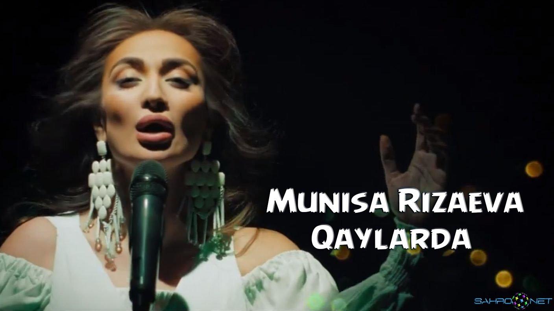 Munisa Rizaeva - Qaylarda 2015 скачать бесплатно узбек Клипы Онлайн