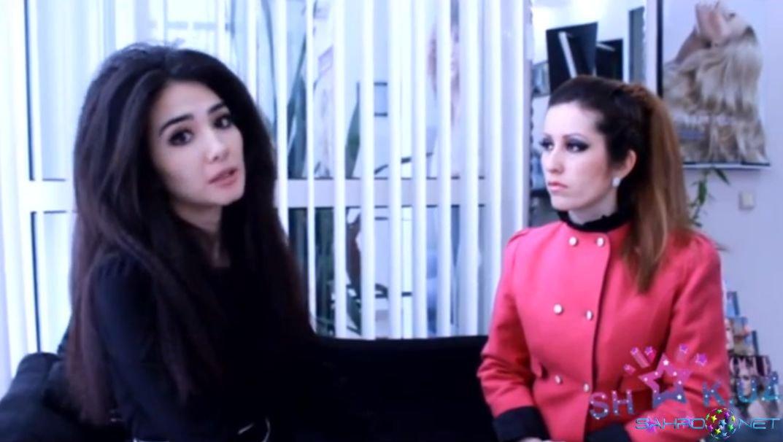 Zarina Nizomitdinova bilan video intervyu 2015