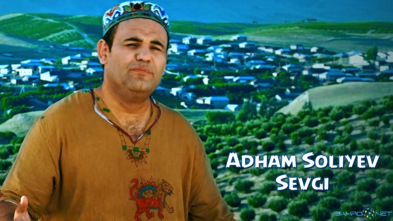 Adham Soliyev - Sevgi 2015