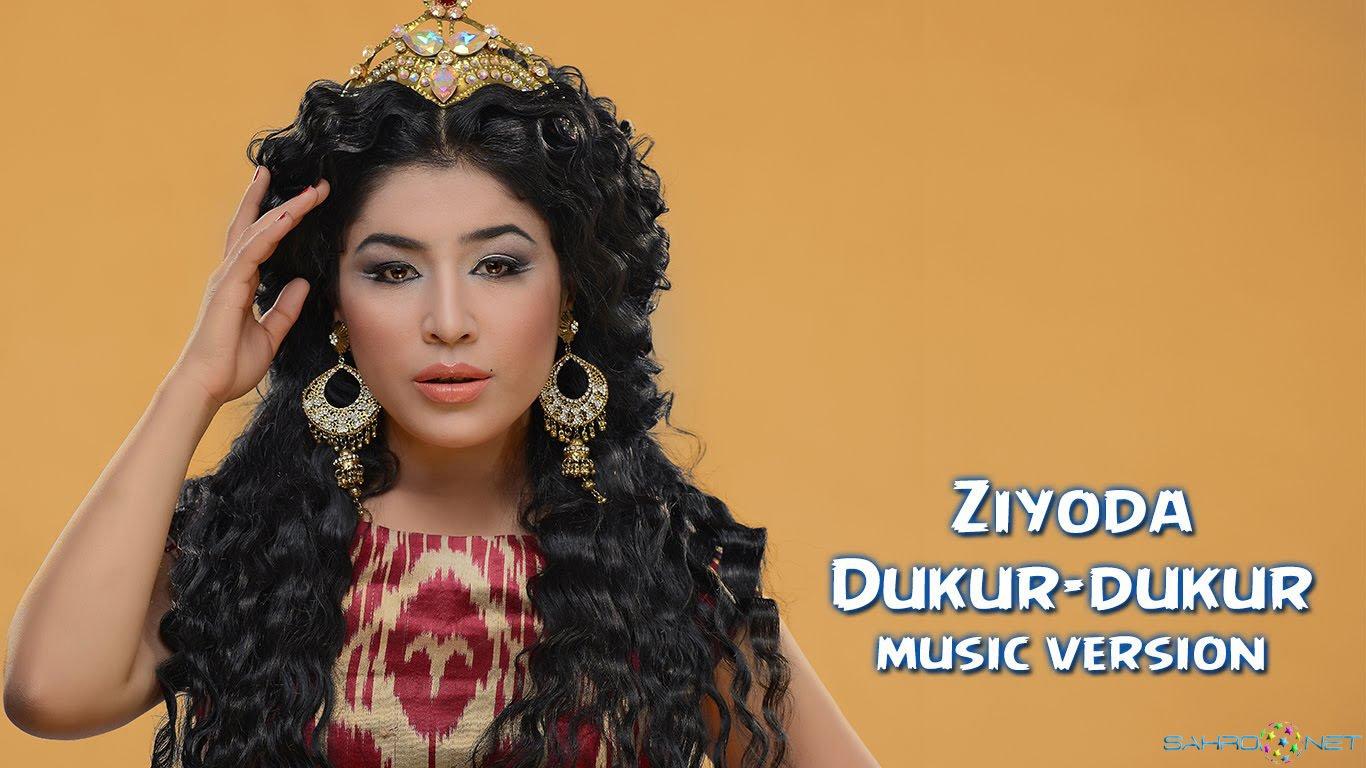 Ziyoda - Dukur-dukur (new music) 2015