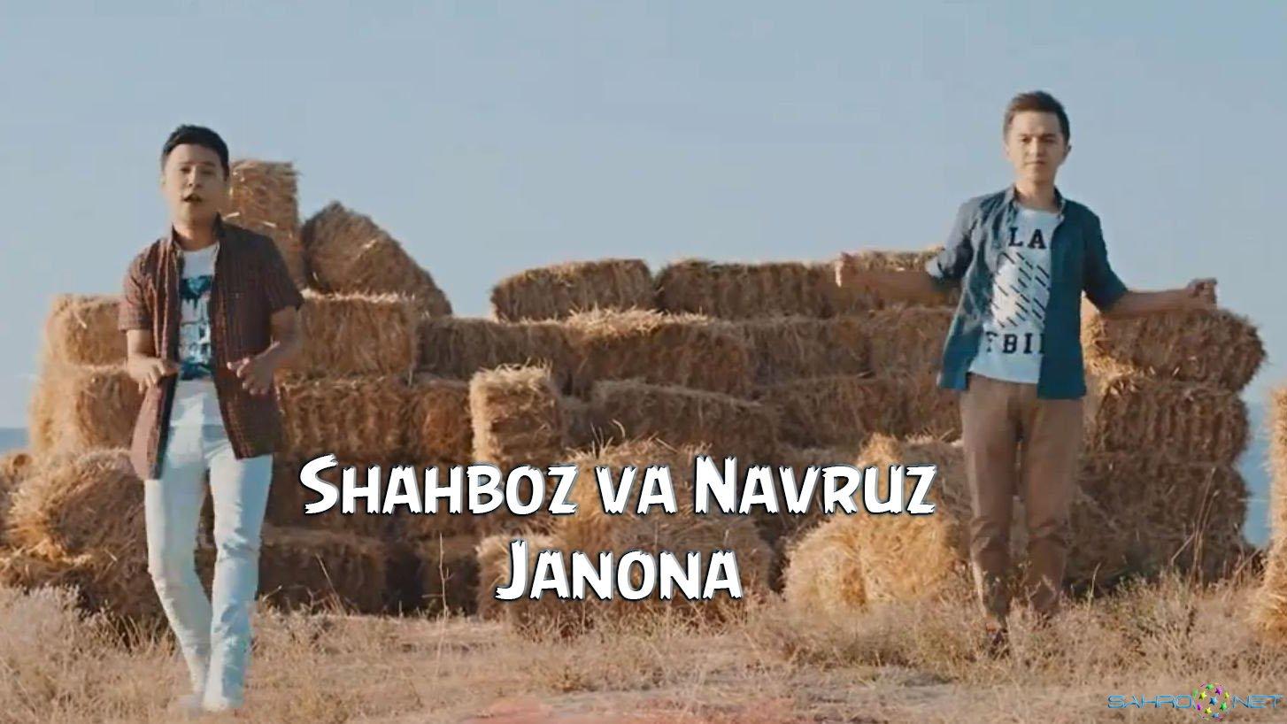 Shahboz va Navruz - Janona 2015 Узбек Клиплар