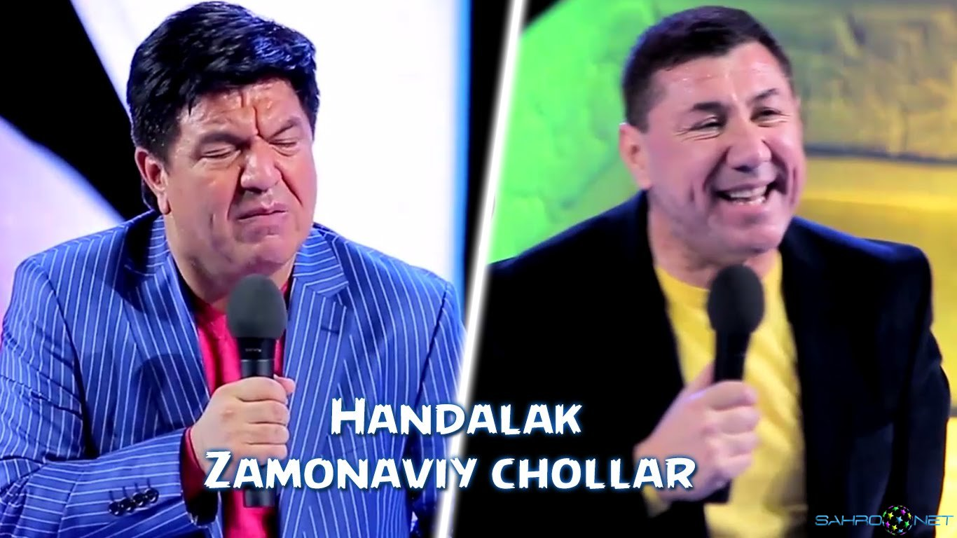 Handalak - Zamonaviy chollar 2015