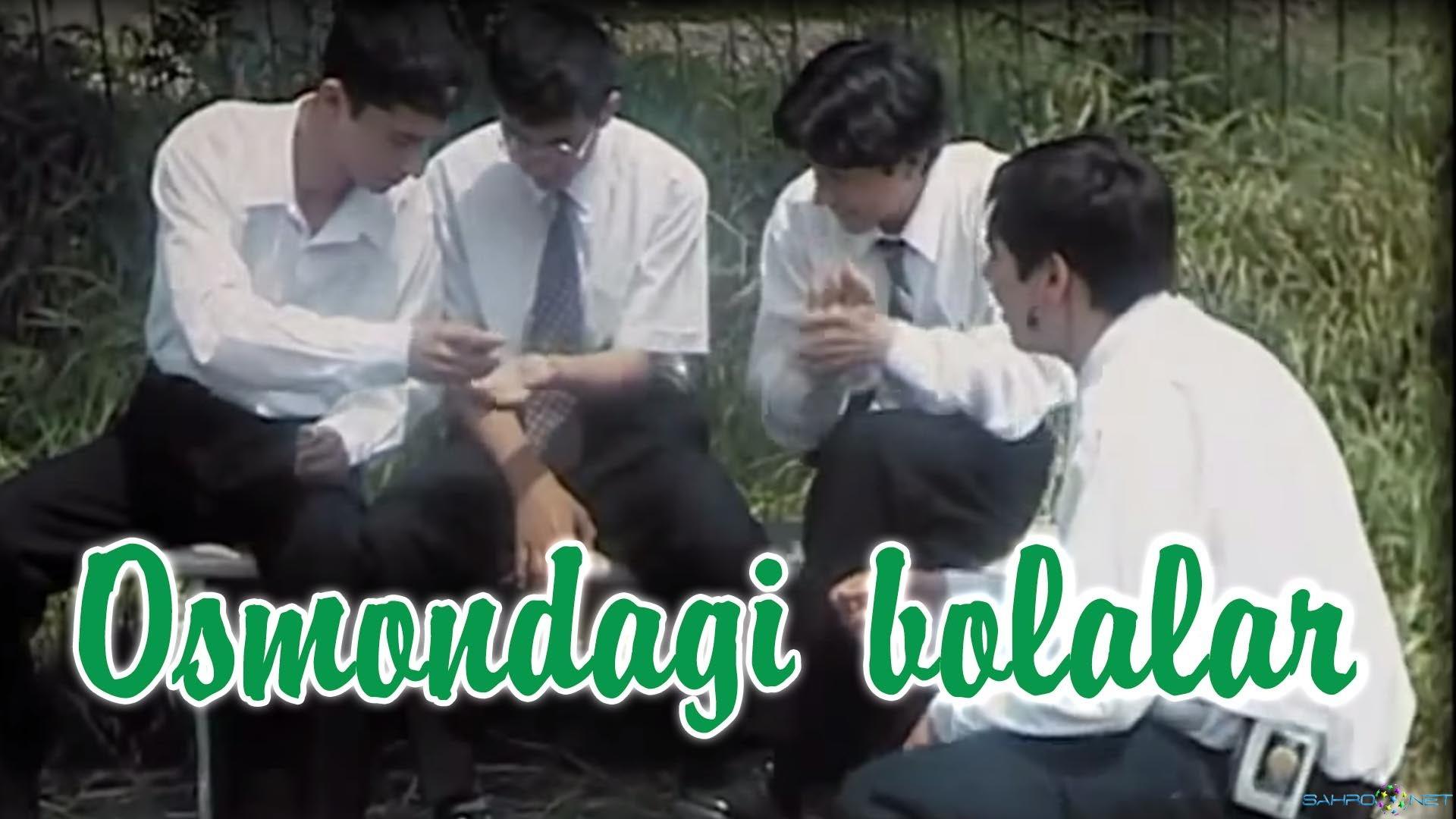 Osmondagi bolalar / Дети неба 2002 смотреть Узбекский фильм на узбекским и русском языках