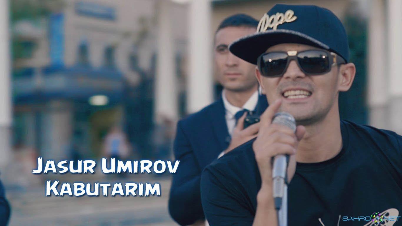 Jasur Umirov - Kabutarim (Yangi Uzbek Klip) 2015