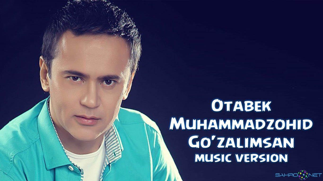Otabek Muhammadzohid 2016 - Go'zalimsan (new music)