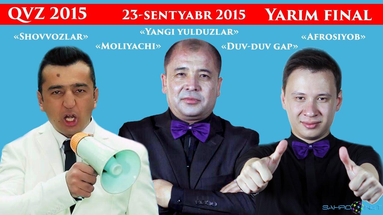QVZ 2015 - Yarim final-2