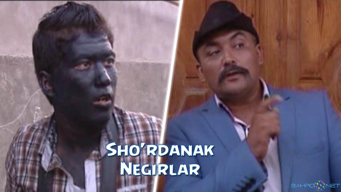 Sho'rdanak 2016 - Negirlar