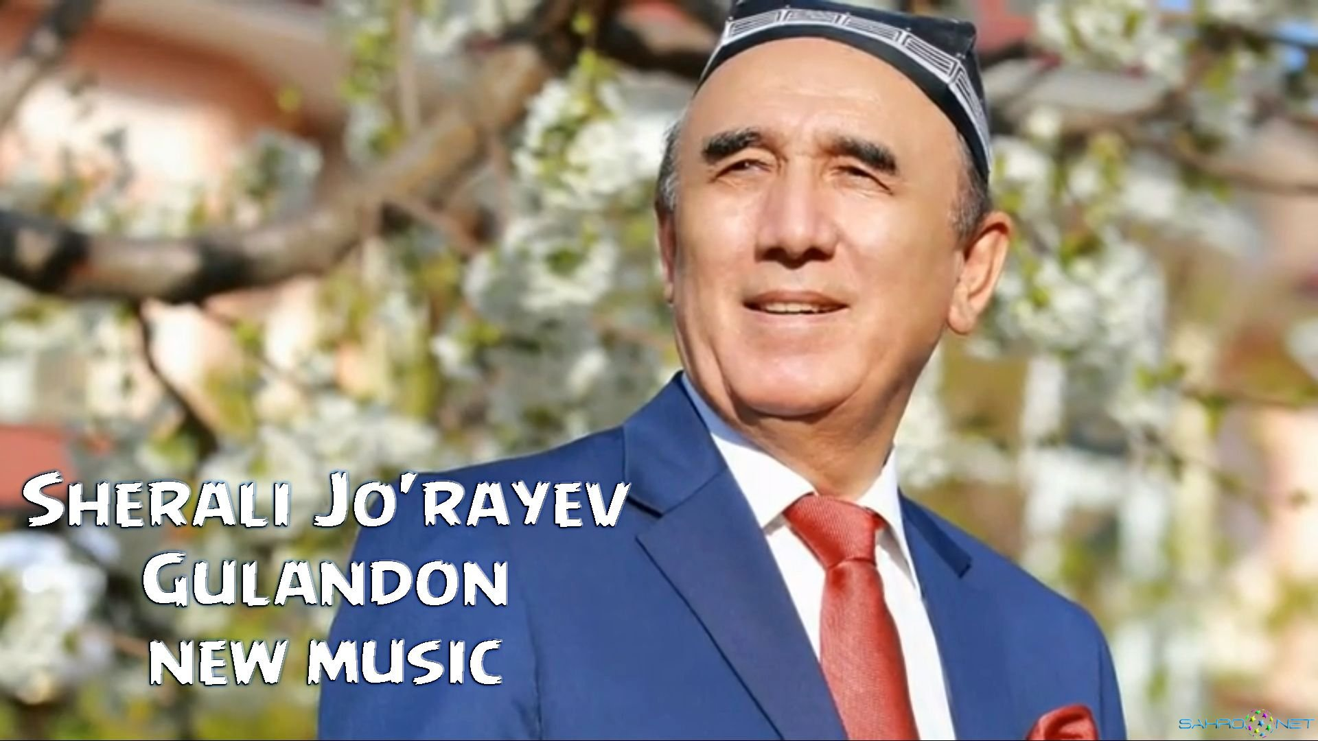 Sherali Jo'rayev 2016 - Gulandon (new music)