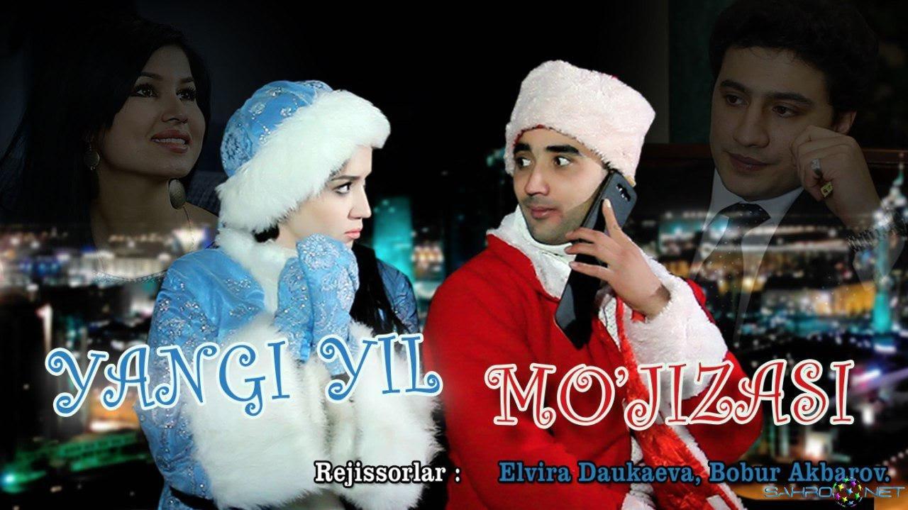Yangi yil mo'jizasi Yangi Uzbek Kino filmlar