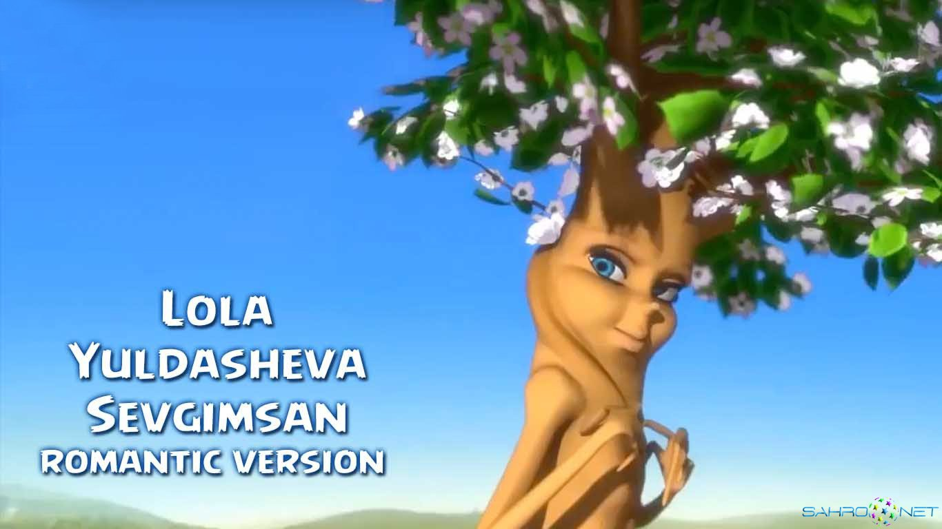 Lola Yuldasheva 2016- Sevgimsan (romantic version)