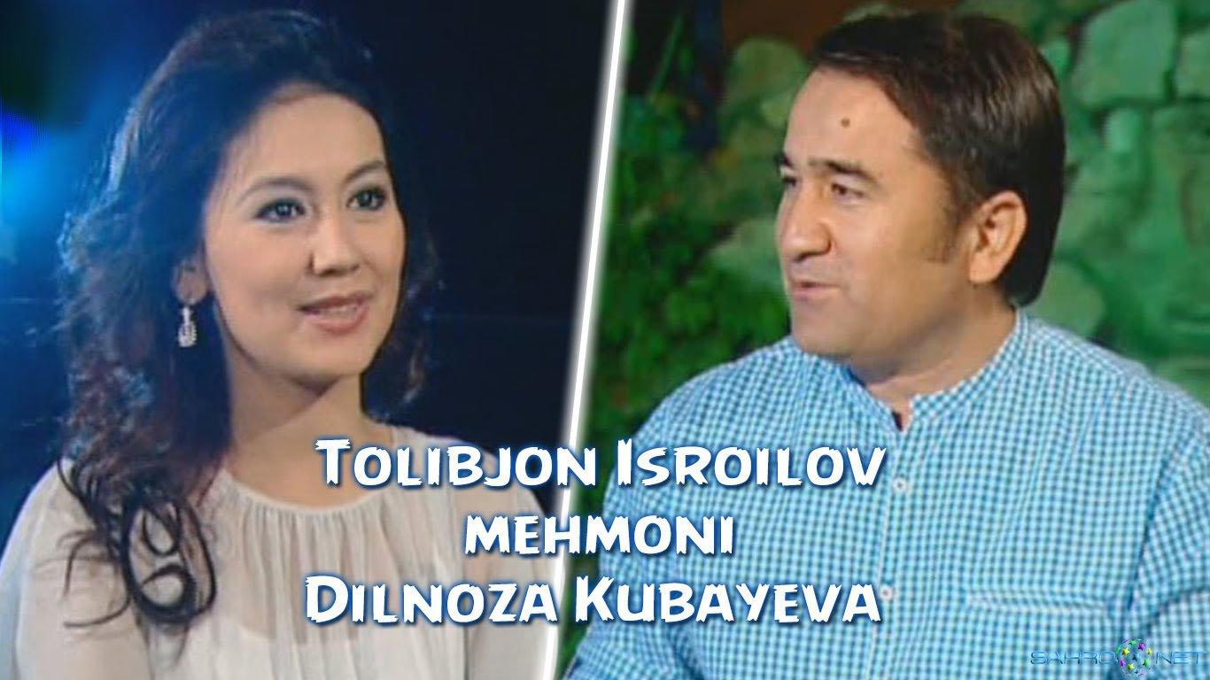 Tolibjon Isroilov mehmoni - Dilnoza Kubayeva