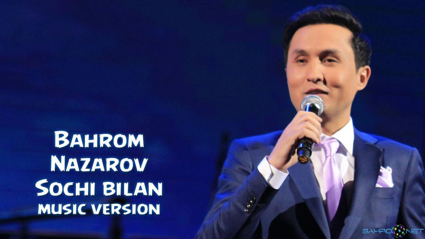 Bahrom Nazarov 2016 - Sochi bilan