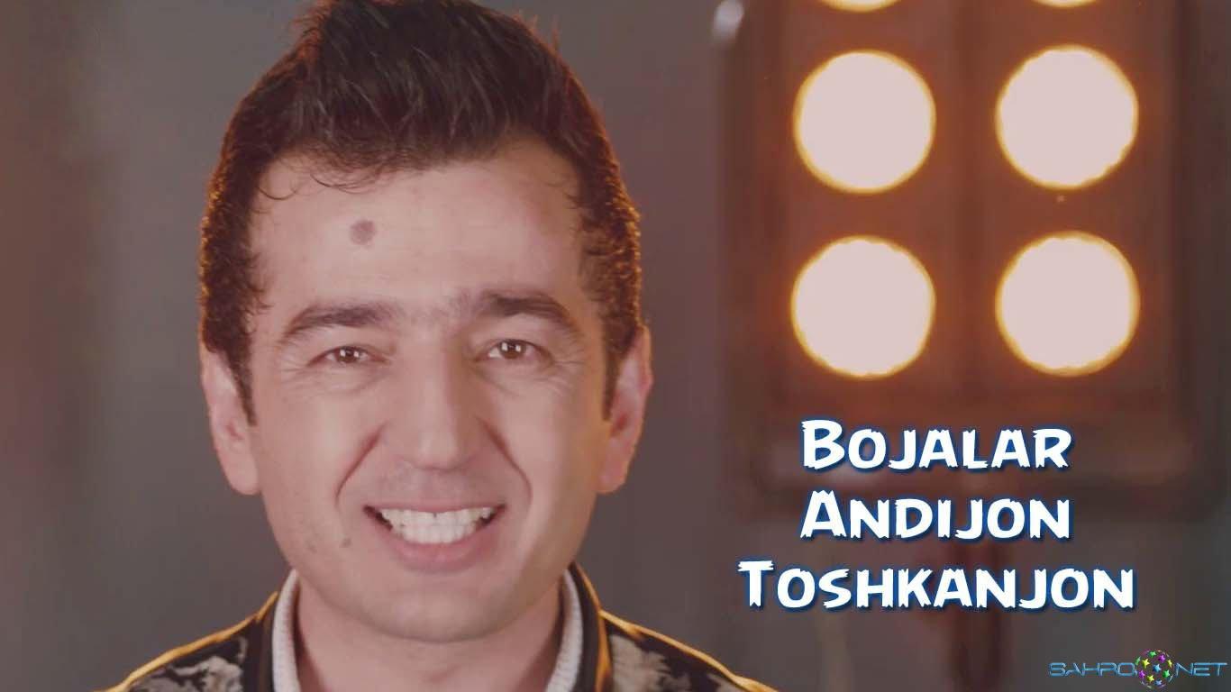 Bojalar 2016 - Andijon Toshkanjon узбек клиплар