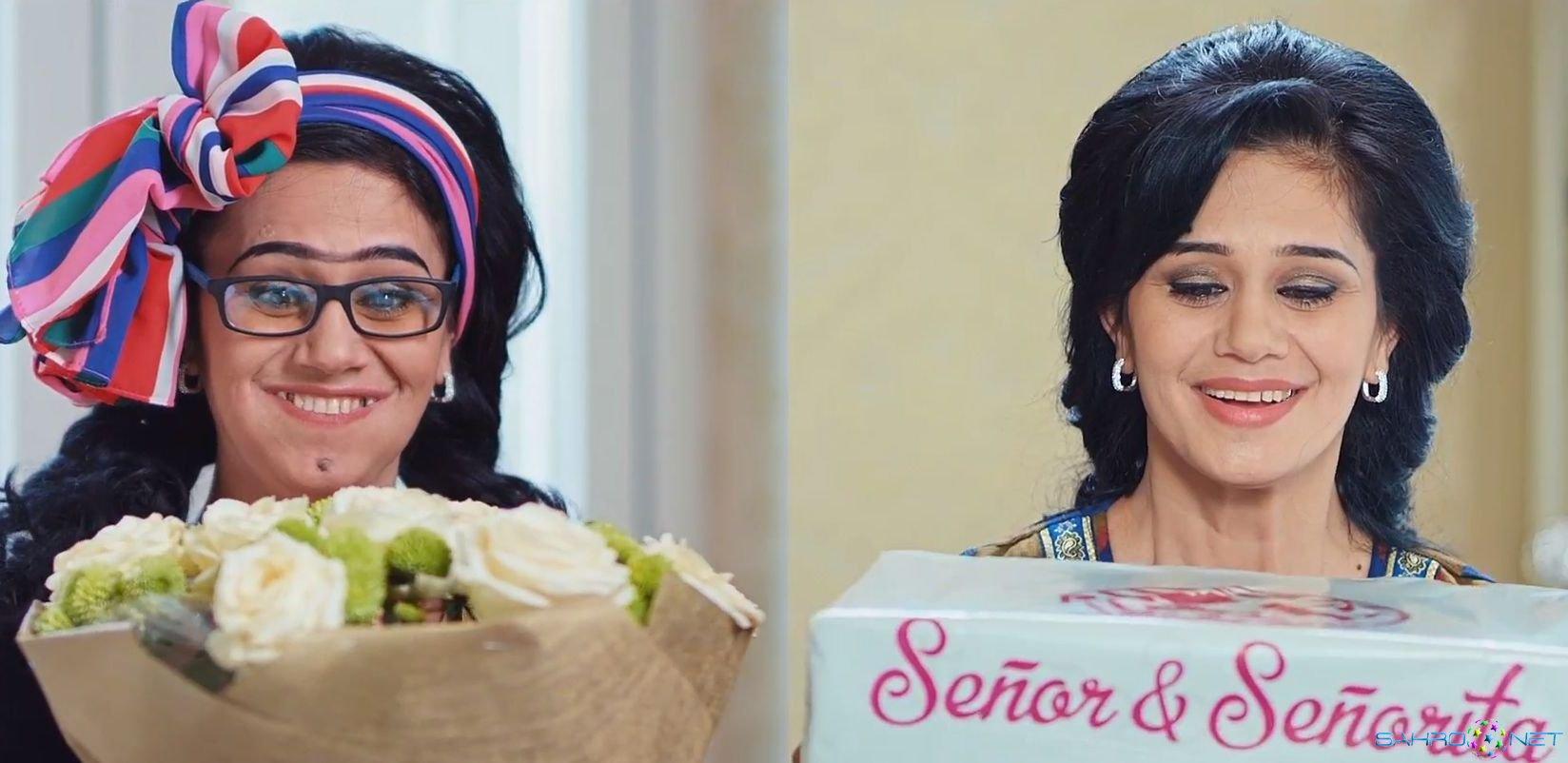 Senor & Senorita - 8 Mart reklama