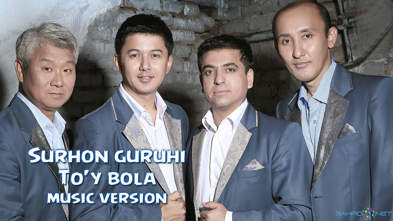Surhon guruhi 2016 To'y bola (new music)