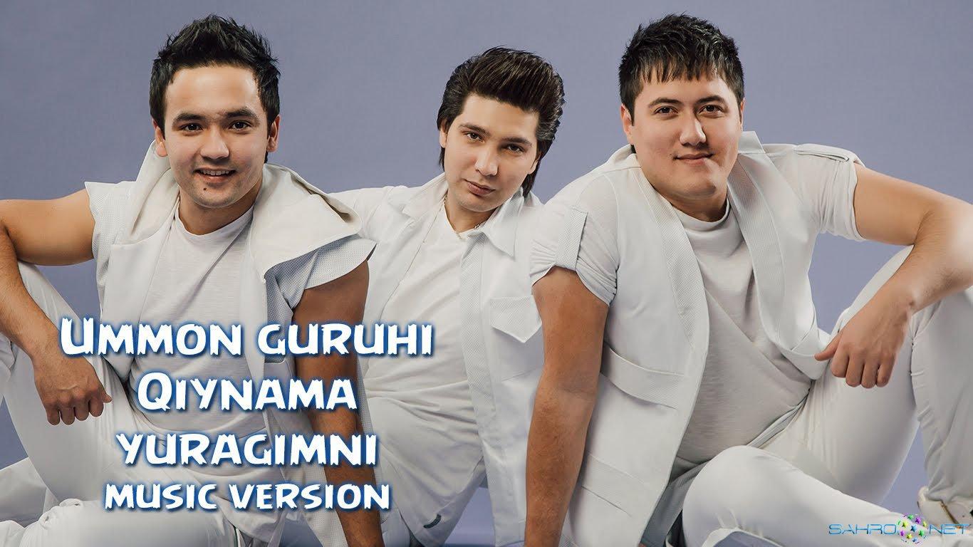 Ummon guruhi 2016 - Qiynama yuragimni (new music)