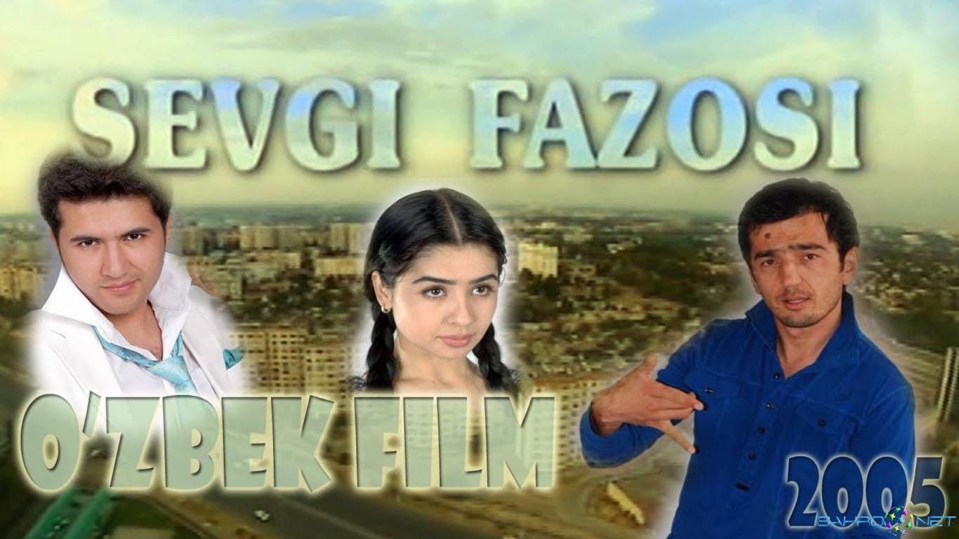 Sevgi fazosi / Пространство любви Узбек кино на русском языке онлайн смотреть
